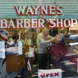 Wayne's and Anvil Barbershops