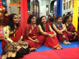 Nepalese Culture at the Family Martial Arts Center